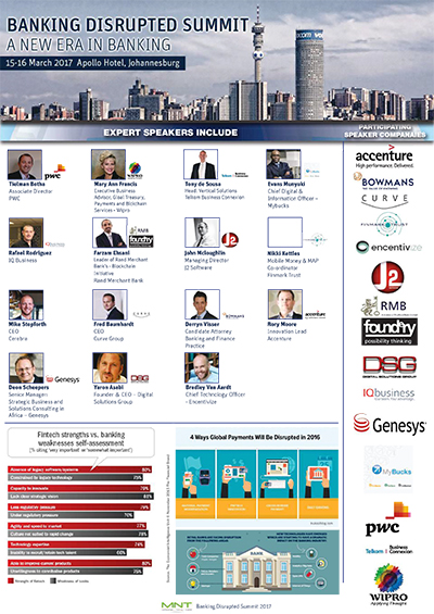 Banking Disrupted Conference Brochure small